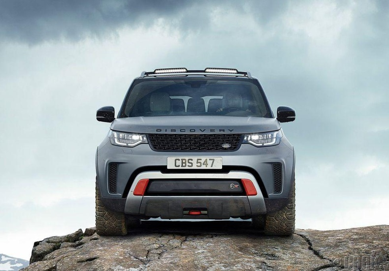 """""""Land Rover Discovery SVX"""""""