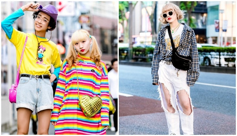Япон залуусын гудамжны стиль (3-р хэсэг)