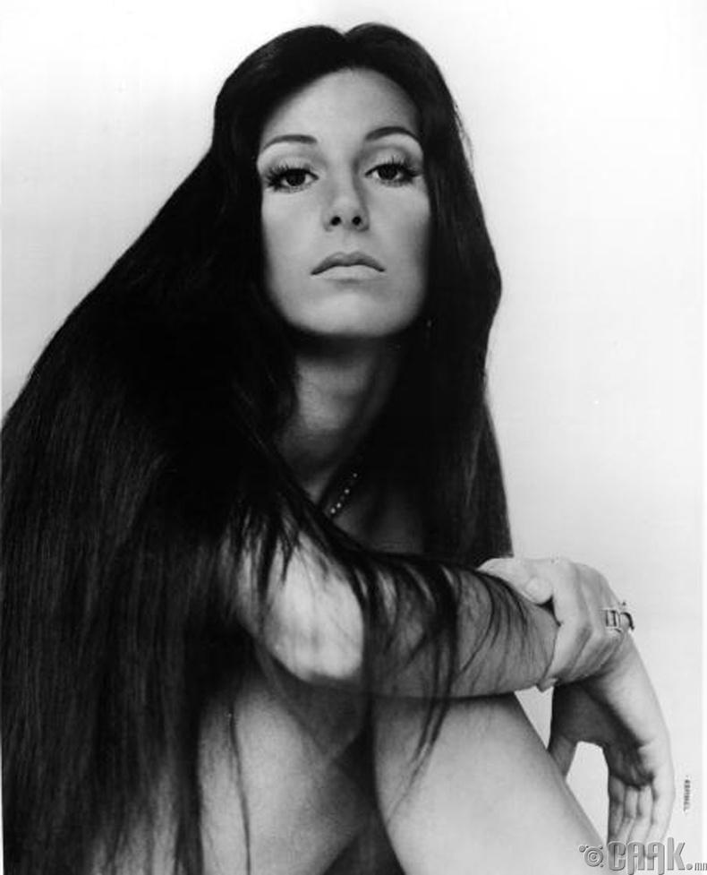 Дуучин Шер (Cher) - 1972 он