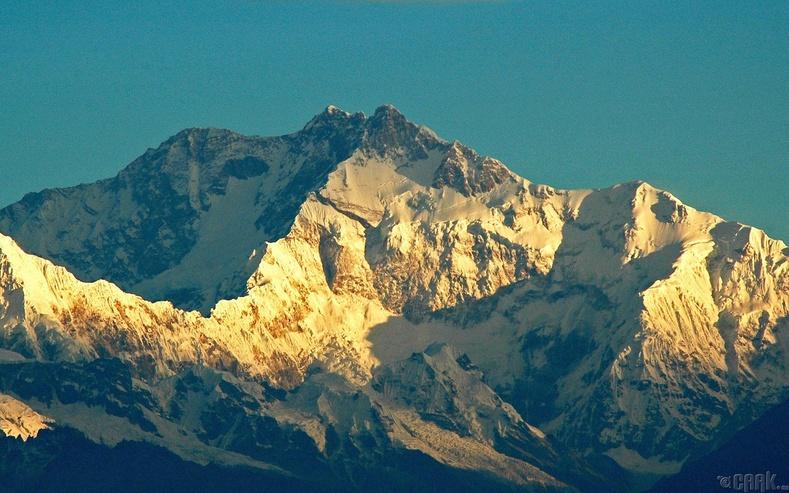 Канченжунга - 8568 метр