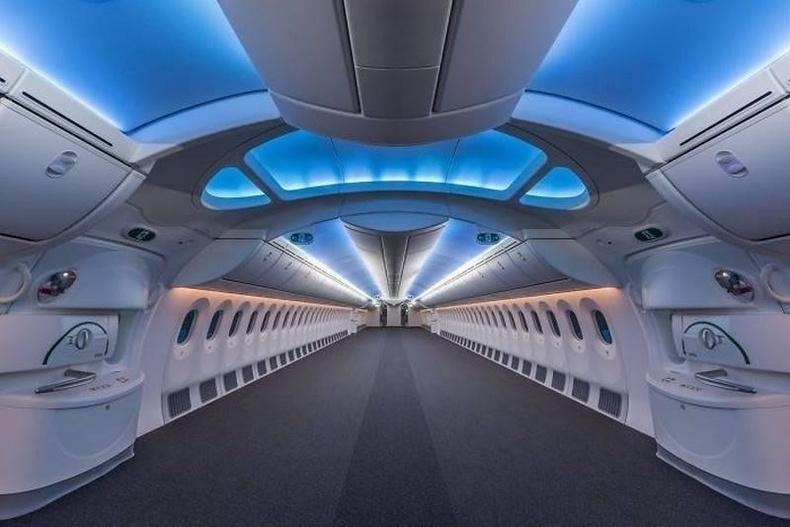 «Боинг-787» онгоцны суудлуудыг авчихвал