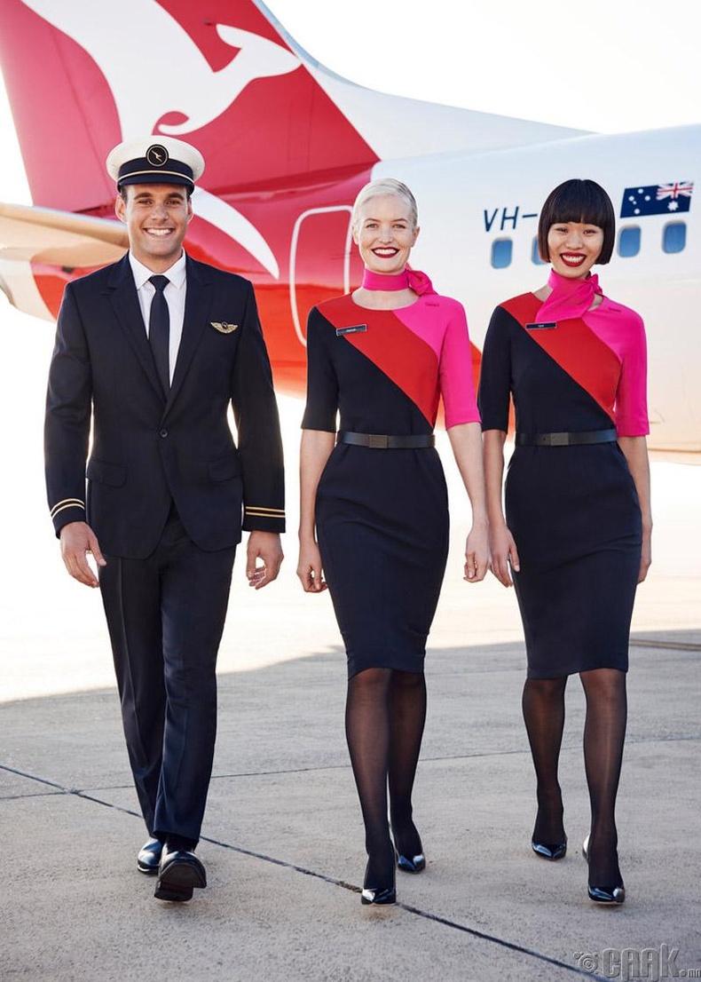 """""""Qantas"""", Австрали"""