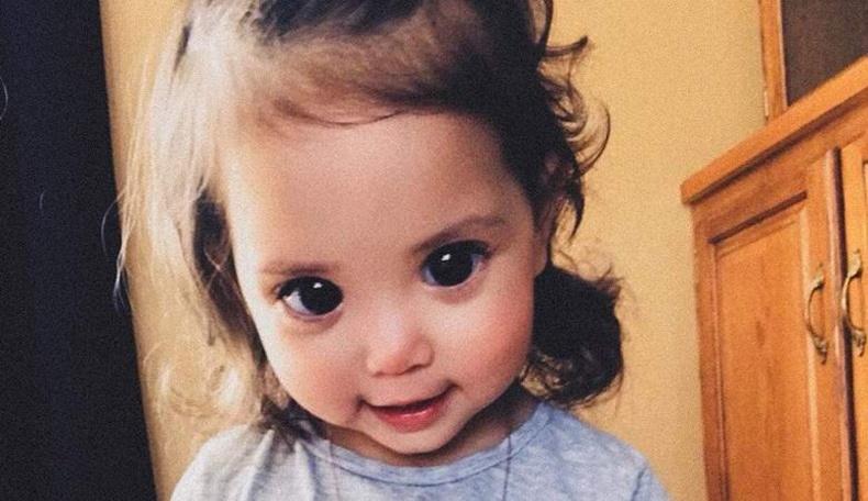 Дэлхийн хамгийн том хүүхэн хараатай охин