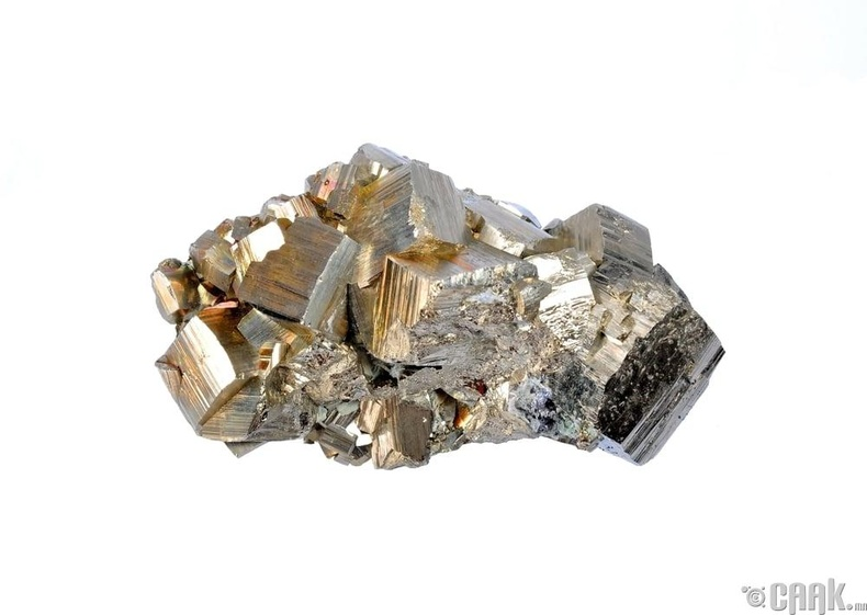 Пирит (Pyrite)