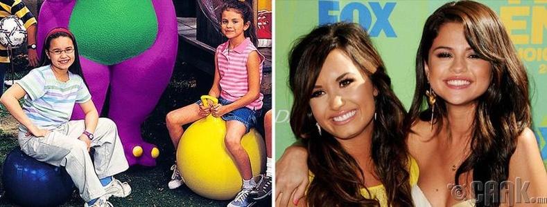 Селена Гомез (Selena Gomez) болон Деми Ловато (Demi Lovato)