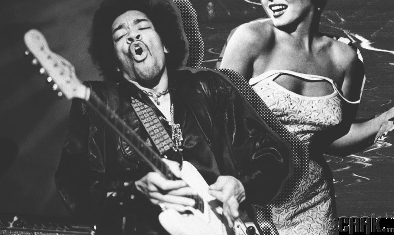 Жимми Хендрикс (Jimi Hendrix)