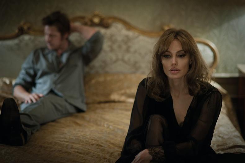 Анжелина Жоли ба Брэд Питт (Angelina Jolie and Brad Pitt)