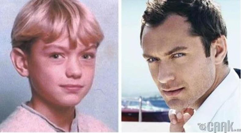 Жуд Лоу (Jude Law)