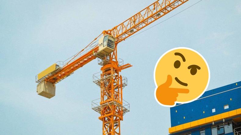 Барилгын краныг хэрхэн босгодог вэ?