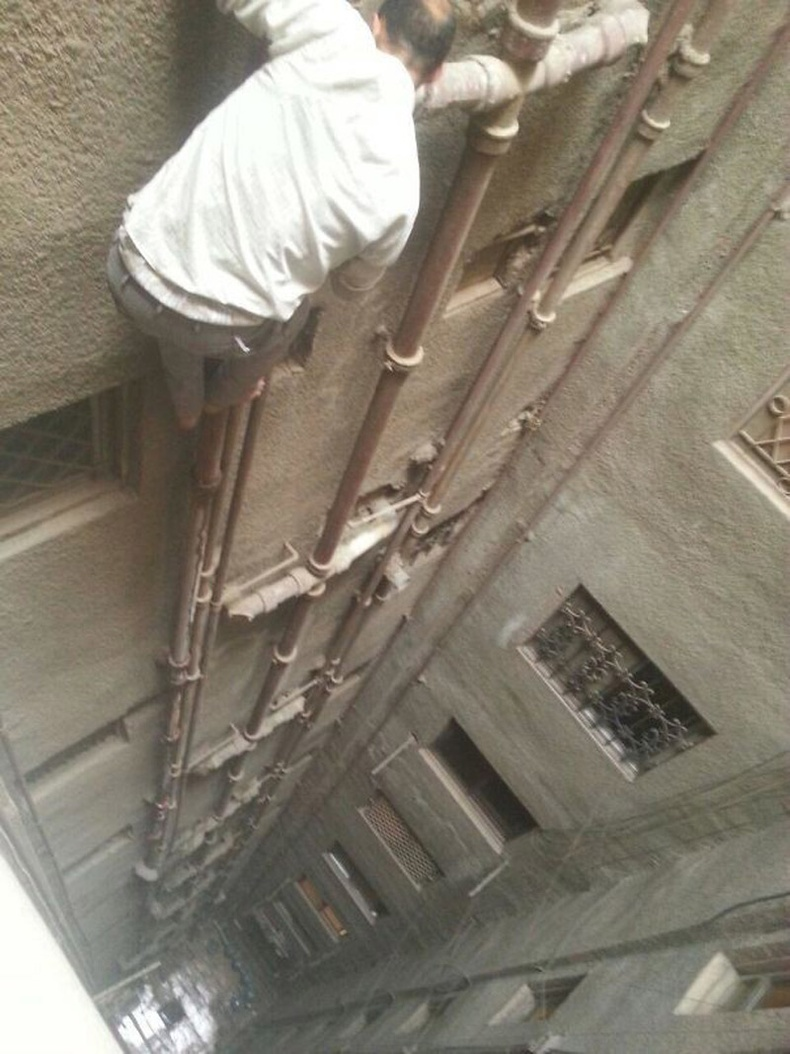 Египет засварчин ингэж ажилладаг