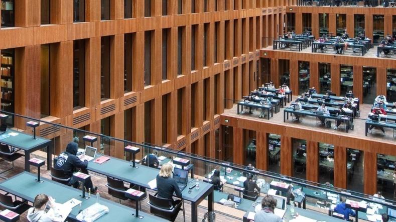 Дэлхийн хамгийн гоёмсог номын сангууд