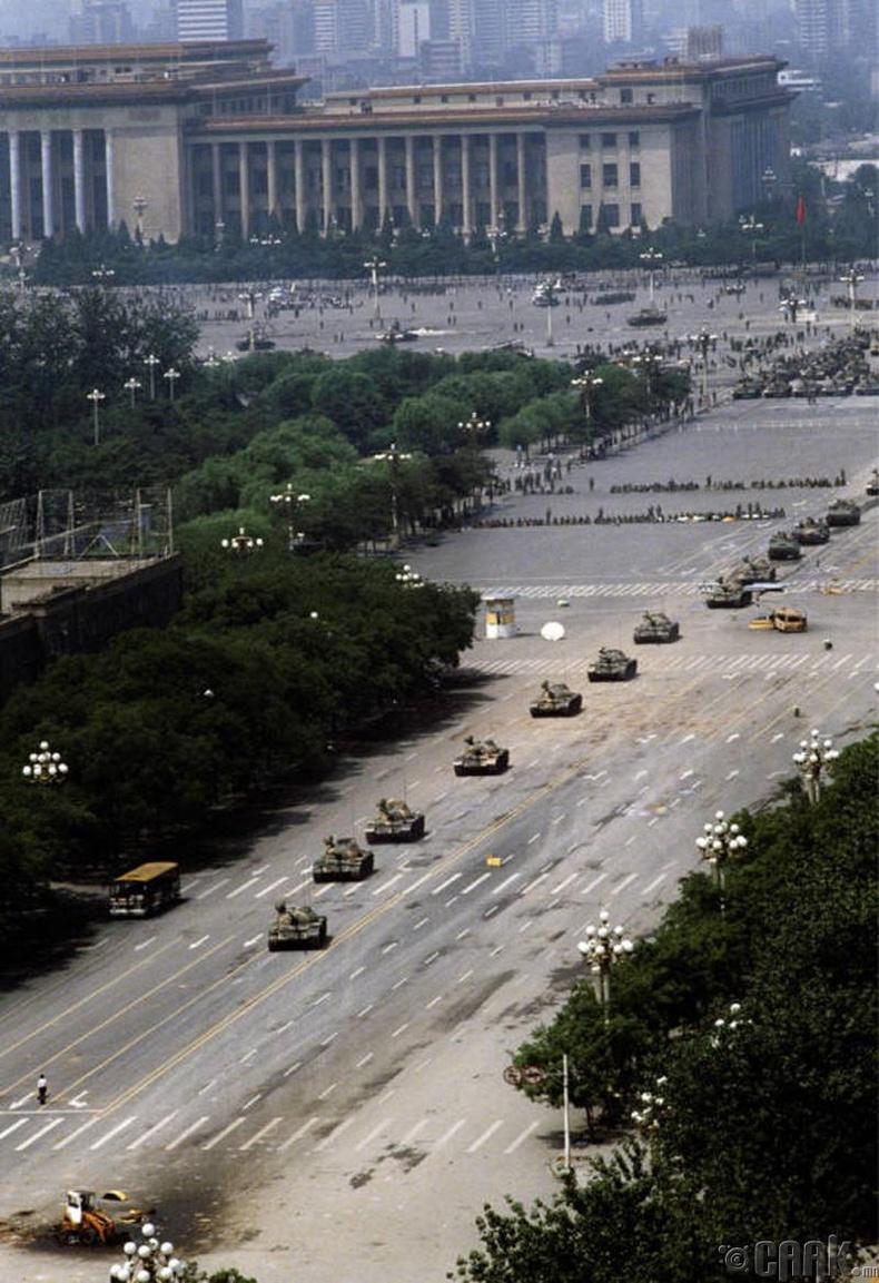 Тянь Ан Мэний талбай дээрх үйл явдал