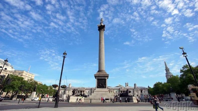 Нелсоны багана (Nelson's Column)