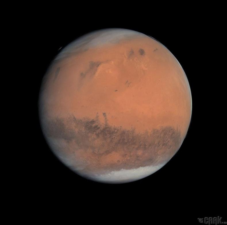 Ангараг гариг