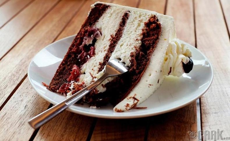 Ямар нэгэн жоргүйгээр амттай бялуу хийх