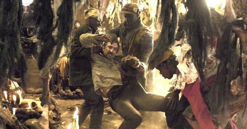 "Нигери улсад ""District 9"" киног хориглодог"