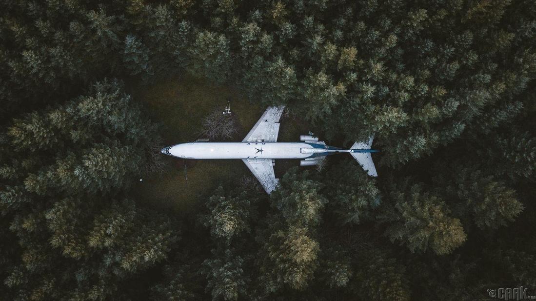 """""""Онгоцны харагдах байдал"""""""