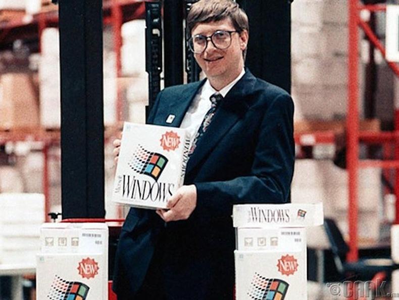 Билл Гэйтс томоохон гэрээ байгуулсан