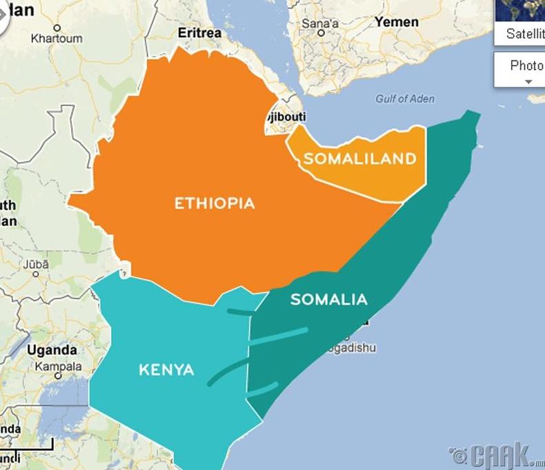 Сомалиланд