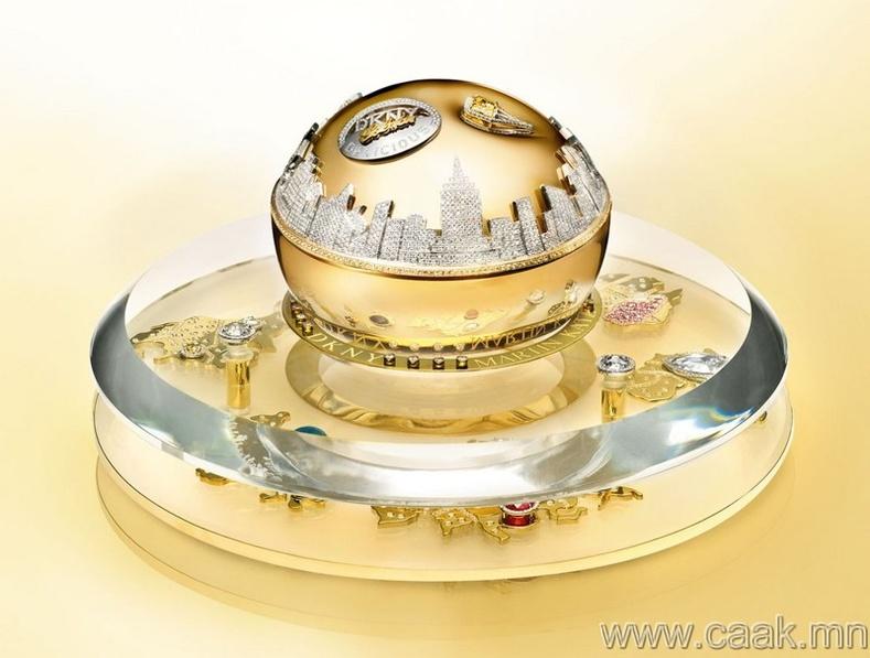 """""""DKNY Golden Delicious""""-ийн үнэртэй ус"""