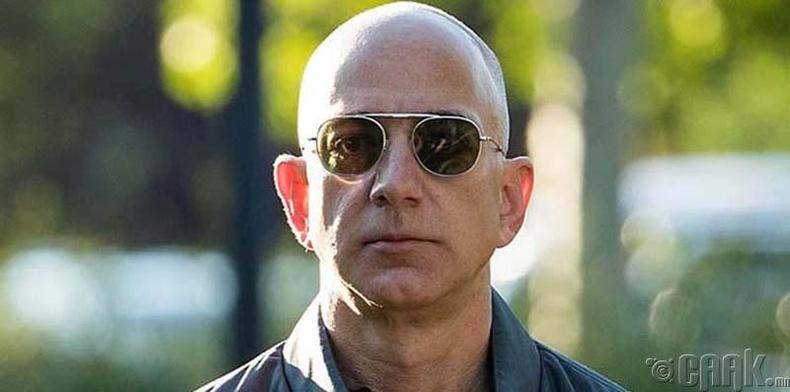 Жефф Безос (Jeff Bezos)