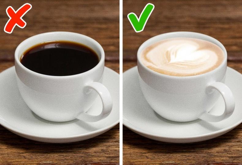 Хар кофе уух