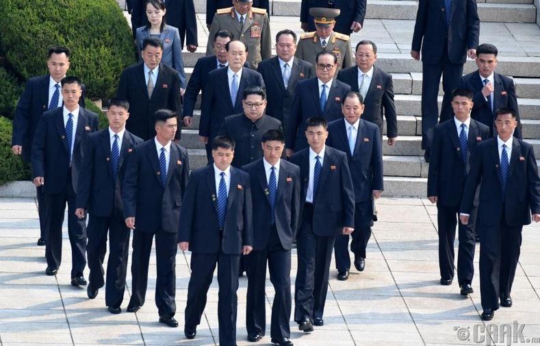 Хамгийн өндөр хамгаалалттай дарангуйлагч - Ким Жон Ун