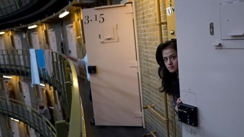 Нидерланд дахь орох оронгүй цагаачдын байрладаг шорон