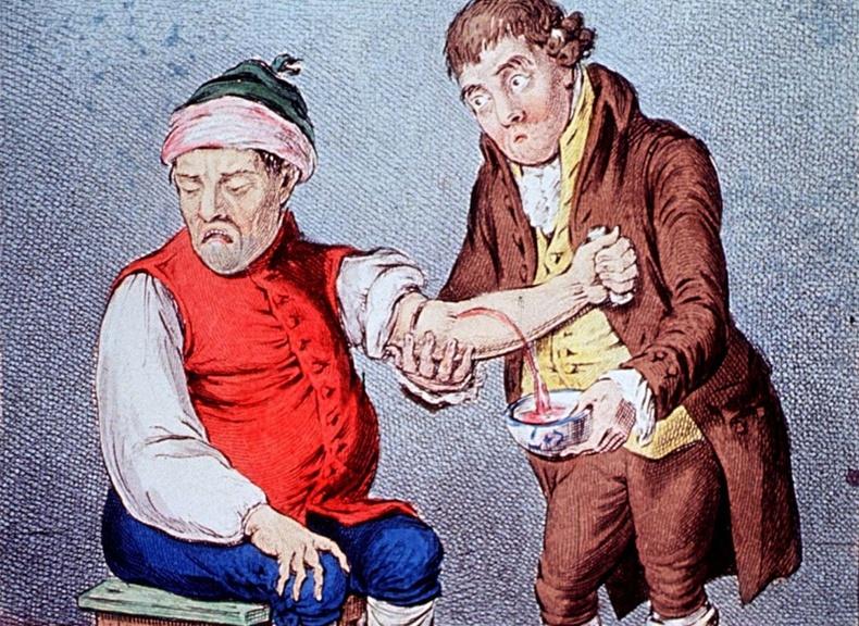 Эрт үед хэрэглэгдэж байсан аймшигтай эмчилгээний аргууд