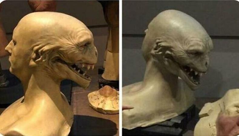 Волдемортын анхны загвар
