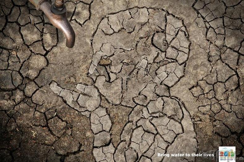 Дэлхийн усны өдөрт зориулсан сурталчилгаа