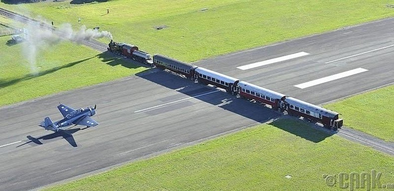 """""""Гисборн"""" нисэх онгоцны буудал, Шинэ Зеланд"""