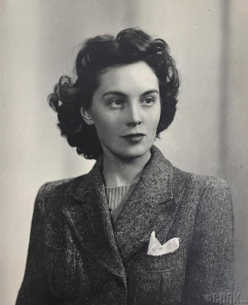 Ажилчин Америк бүсгүй - 1941 он