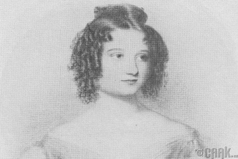 Ада Ловлейс (Ada Lovelace), 1815-1852 он
