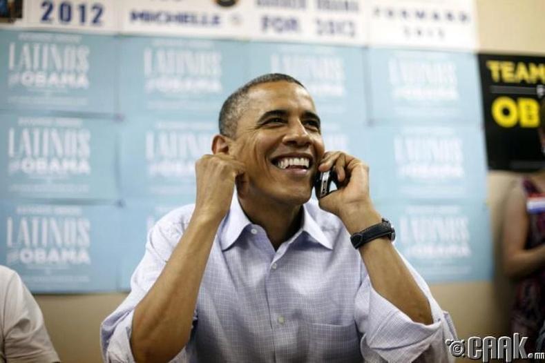 Утсаар ярьж, ил захидал  бичиж болохгүй