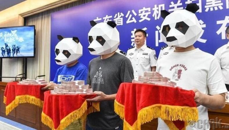 Хятад улс гэмт бүлэглэлүүдийн эсрэг мэдээлэл өгсөн хүмүүсээ ингэж шагнадаг
