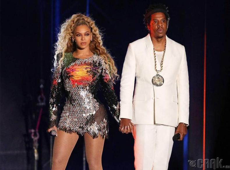 Бионсе (Beyoncé) мөн Жэй Зи (Jay Z) - 11 жил