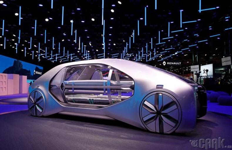 The Renault EZ-GO. Үнэ:Тодорхойгүй