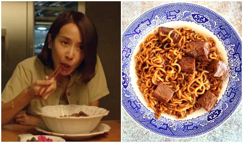 """Солонгосын """"Рамдон"""" буюу үхрийн мах, жантай гоймон хийх жор"""
