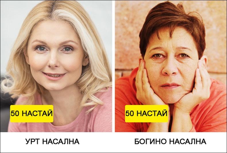Залуухан харагддаг хүмүүс илүү урт насалдаг