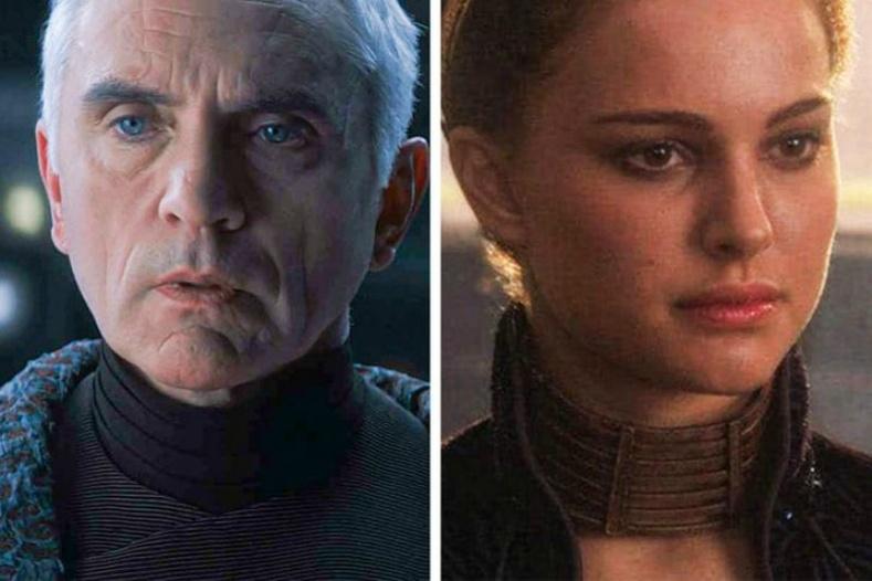 """Теренс Стэмп (Terry Stamp) — """"Star Wars"""""""
