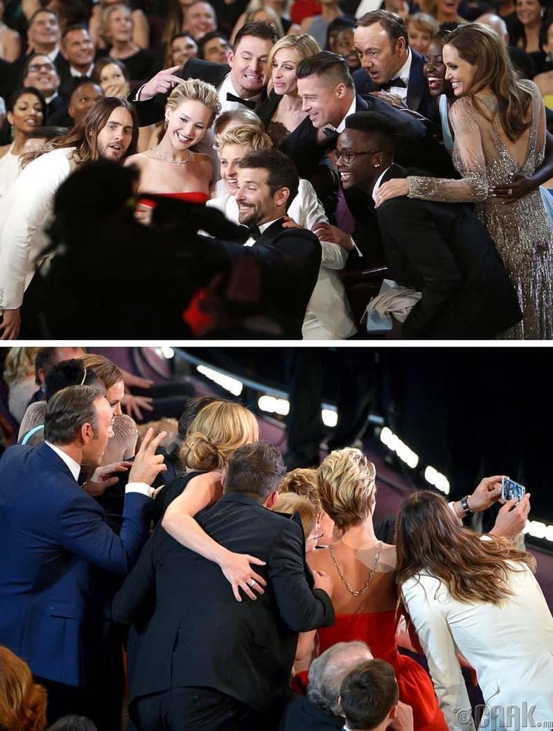 Алдартнуудын сэлфи, Оскар-2014