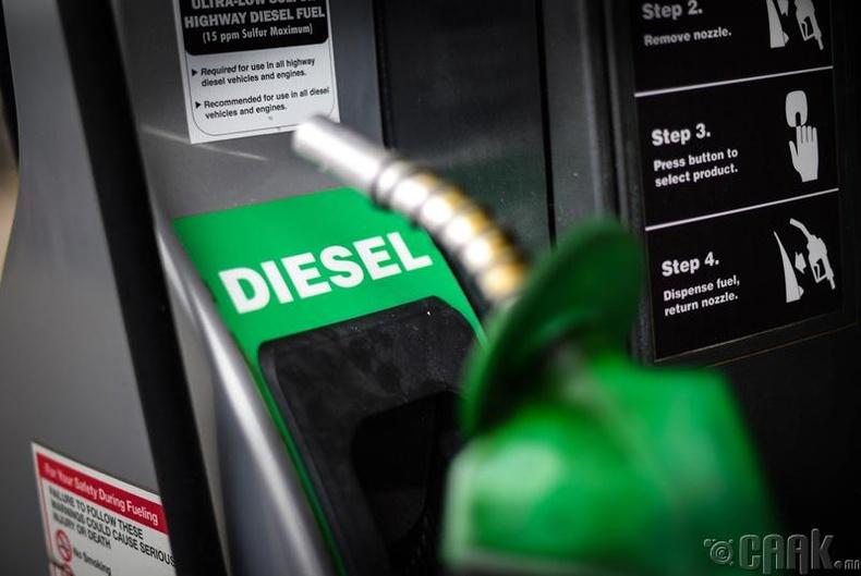 Дизель түлшний тухай өөр нэг зүйл