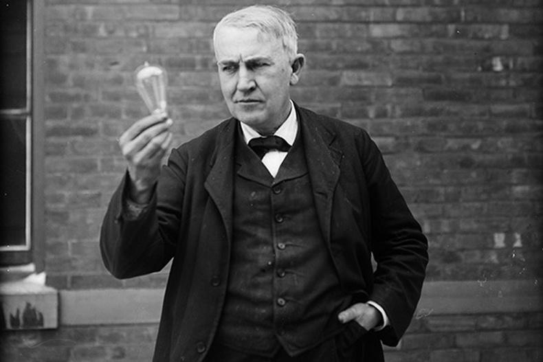 Суут сэтгэгч Томас Эдисоны нууц