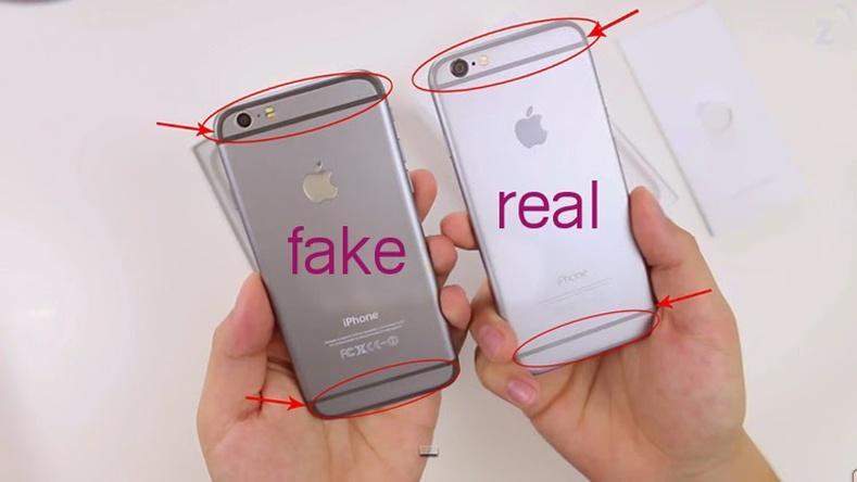 Хуурамч iPhone утсыг хэрхэн таних вэ?