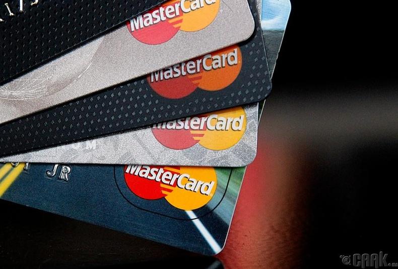 """MasterCard"""
