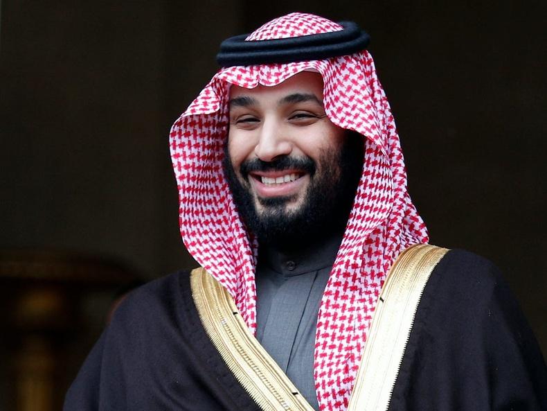 Мухаммед бин Салман аль-Сауд (Саудын Араб)