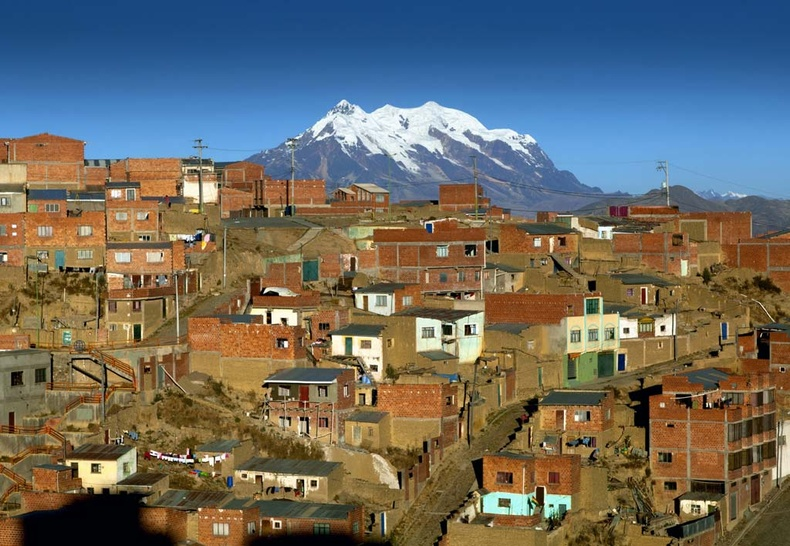 Эл Альто, Боливи