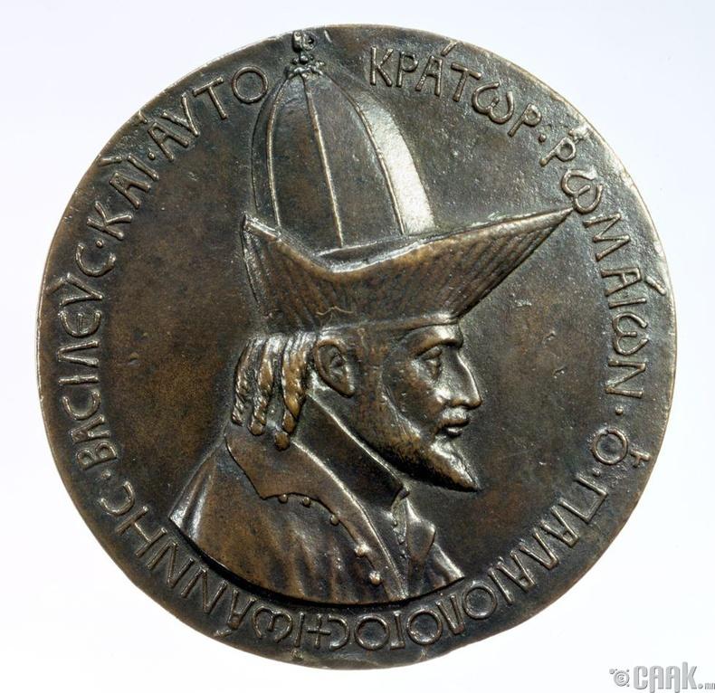 8-р Константин (1962 — 1028)