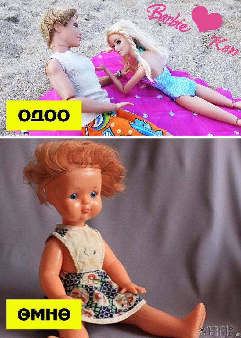 Барби хүүхэлдэй